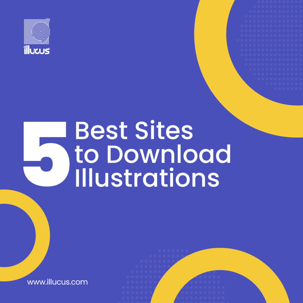 best sites to download illustrations for designers